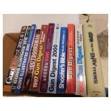 GUN BOOKS; SHOOTERS BIBLE; GUN DIGEST
