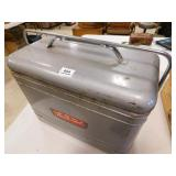 THERMA CHEST METAL COOLER
