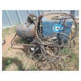 Miller roughneck 2E welder, does not run