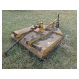 Servis Equipment 3pt mower mod E60,