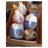 RV anti-freeze, coil cleaner, degreaser,