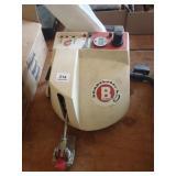 Break Buddy Classic auxiliary braking system