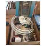 misc automotive items, trans cooler