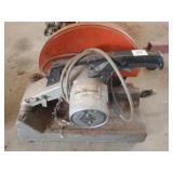 Makita 2414 cutoff saw