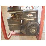 Generac SV-2400, does not run, motor will turn