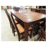 Dining Table, 5 Chairs