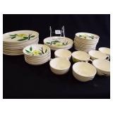 Handpainted Dinnerware (40+)