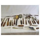 Kitchen Utensils, Knives - 1 box