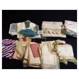 Handkerchiefs, Linens - 1 box