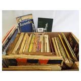 Church, Gospel Music, Songbooks - 1 box