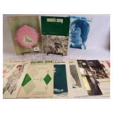Popular Sheet Music (10)