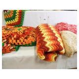 Crocheted / Handmade Pieces (5+)