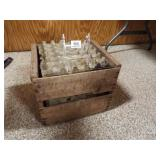 Wood Crate, Egg Cartons