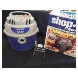 Shop-Vac, 2.5 gallon, In box - no hose