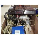 Hardware, Cords, Straps, Etc - 4 boxes