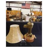 Lamp, Columbiana Pump Base