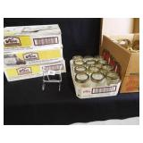 Canning Jars - Variety - 4 boxes