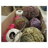 Yarn, Thread - 1 box