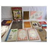 Books- Variety - includes, crafts, quilts