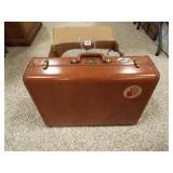 Samsonite Suitcase, Old Boat Cover
