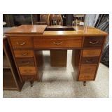 Sewing Machine Cabinet (no machine)