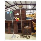 Floor Lamps - Variety (3)