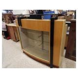 Display Counter, Mid-Century Style