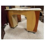 Specialized Desk, Removable top