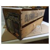 El Capitan Orange Crate
