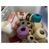 Craft Thread, in tub