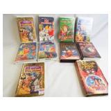 Disney VHS Movies (10)