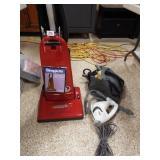 Vacuums - Simplicty, Shark Hand Held