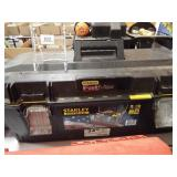Stanley Fat Max Tool Box, with Tools