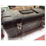 Craftsman Tool Box, with Tools