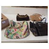 Handbags - Bradley, Bueno, Relic (4)