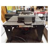 Craftsman Router Table, Cut-Out Tool AC