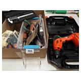 Tools, Hardware, B&D Drill