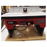 SKIL Router Table, Porter Cable Router