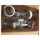 Canning Jars, small - approx. 20
