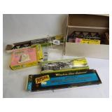 Atlas Train Pieces, Parts