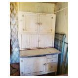 Hoosier Like Cabinet