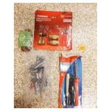 Partial Air Compressor Kit w/Tools, Soldering gun