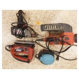 Power Tools - Skil Belt Sander, Jig Saw