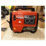 Honda EX 1000 Generator Gas Powered