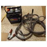 Everstart Battery and Jumper Cables