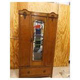 Armoire with Door and Drawer