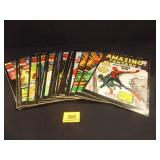 Spider-Man Collectible Series Comics