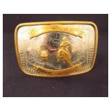 Nickel Silver Belt Buckle