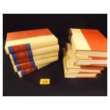 Zane Grey Hardback Book Series - 10 count