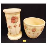 Weller Pot with Pedestal